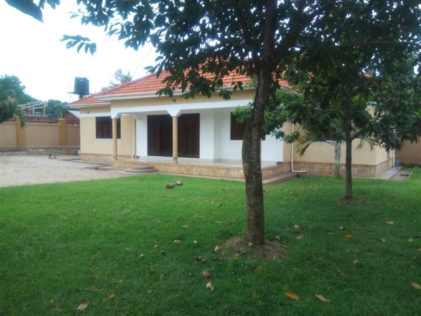 Bungalow for sale in Bukasa Kampala