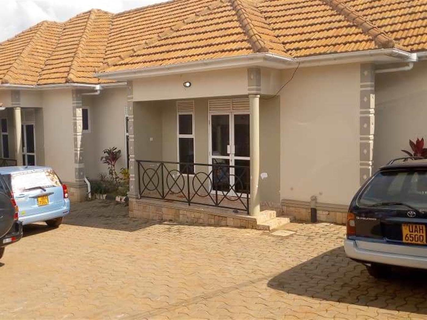 Semi Detached for rent in Munyonyo Kampala