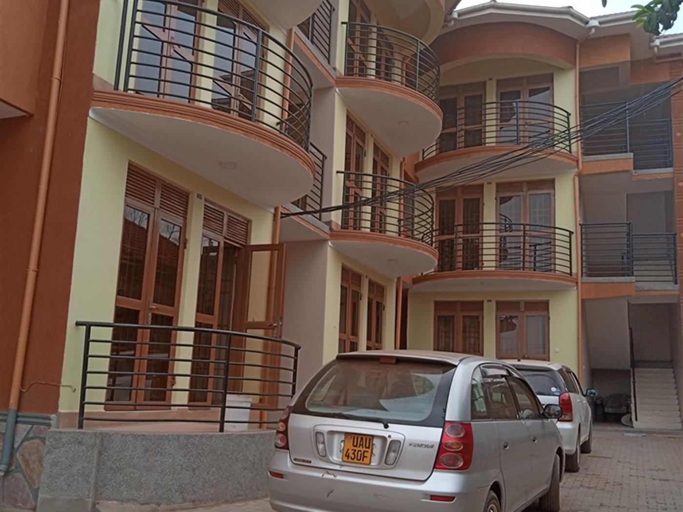 Apartment for rent in Zaana Wakiso