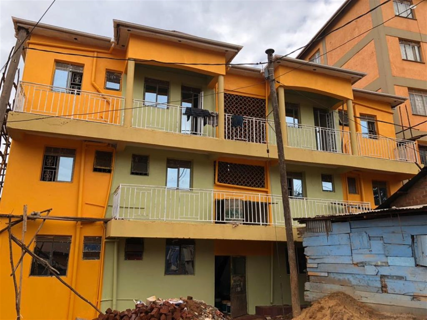 Apartment for sale in Makerere Kampala