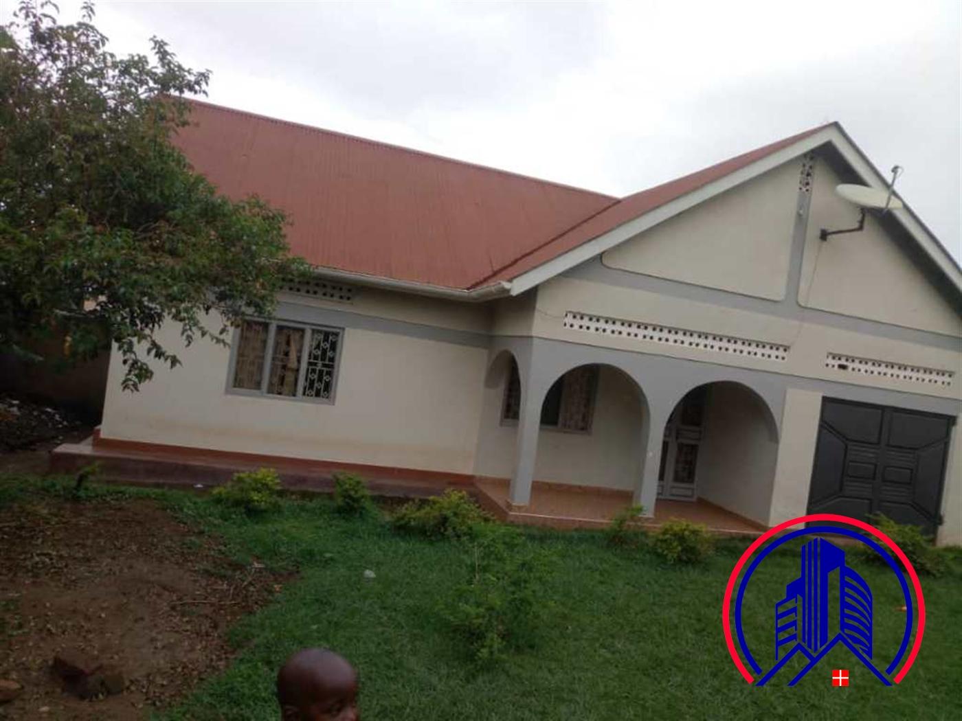 Bungalow for sale in Wampewo Kampala