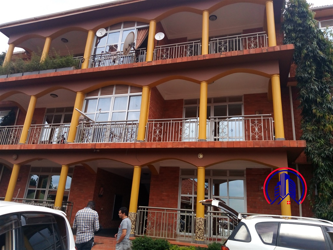 Apartment for rent in Bukasa Kampala