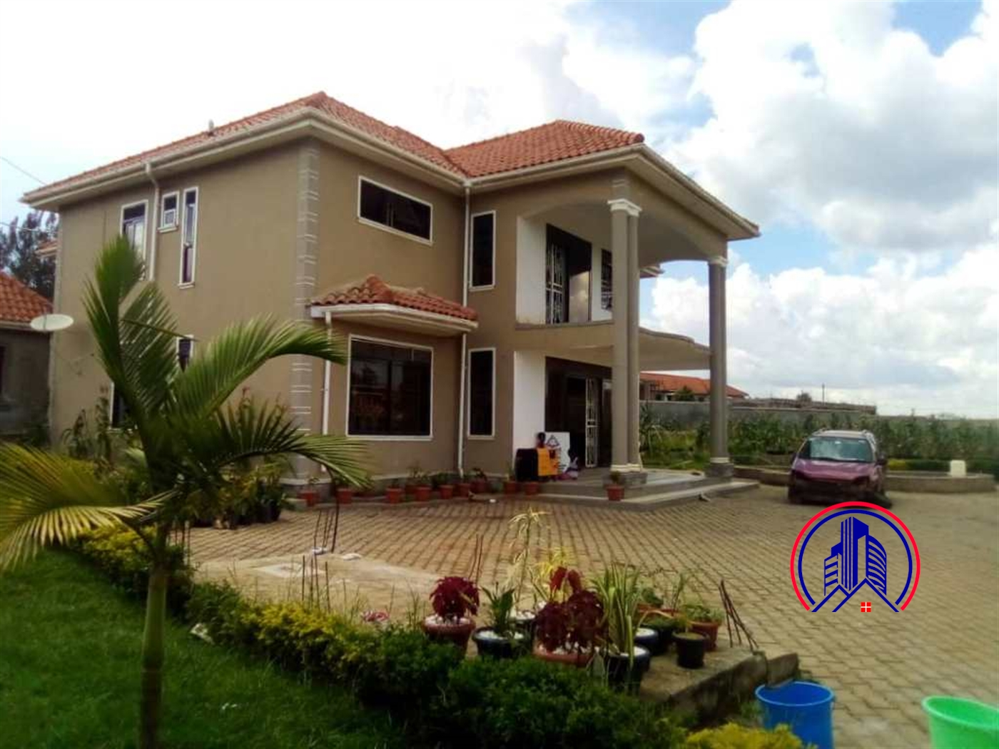 Storyed house for sale in Seeta Mukono