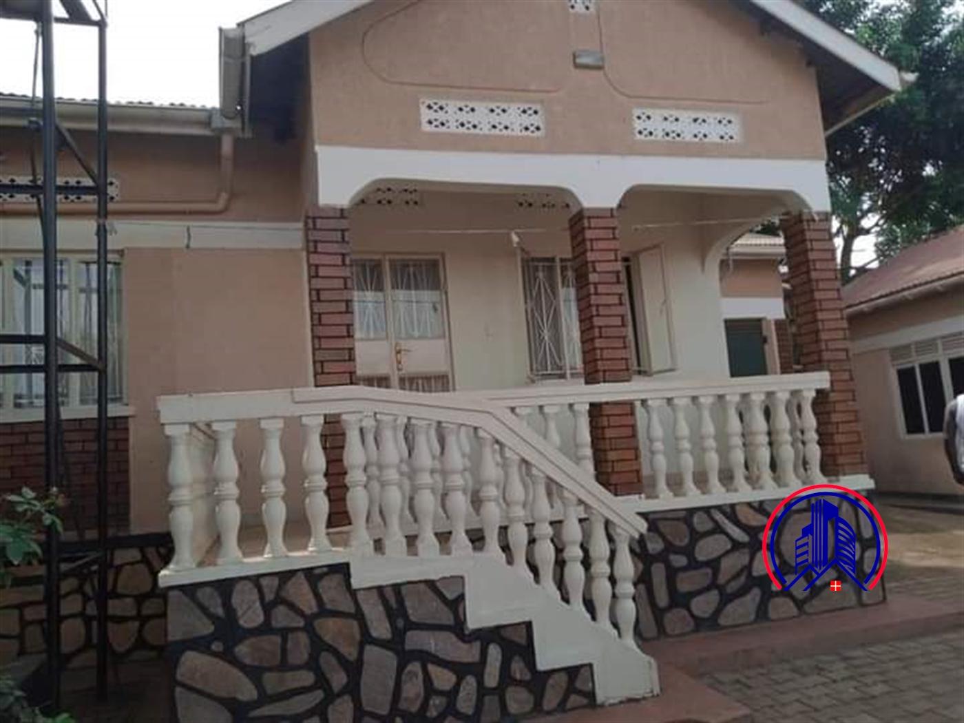 Bungalow for sale in Kanyanya Wakiso