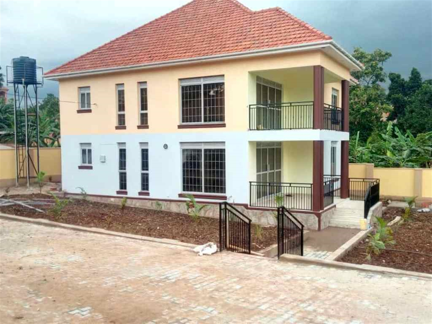 Mansion for sale in Wampewo Wakiso
