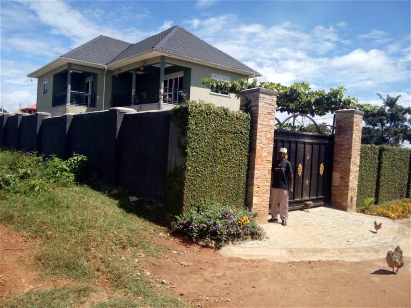 Mansion for sale in Bwelenga Wakiso