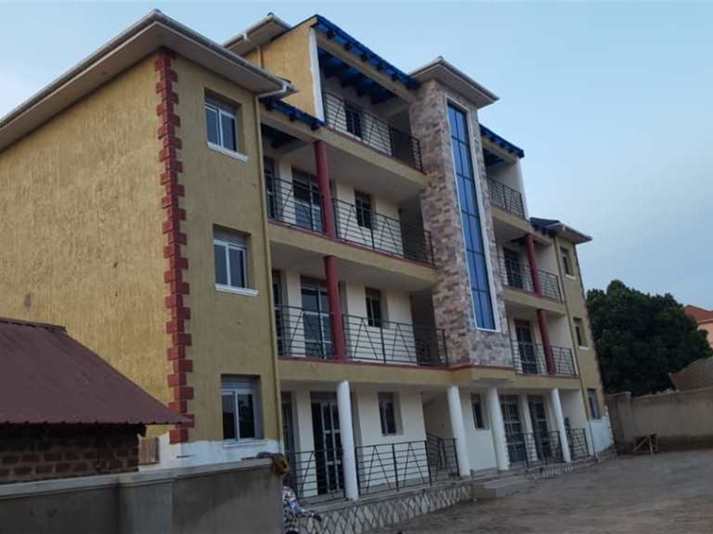 Apartment for sale in Kyaliwajjara Wakiso