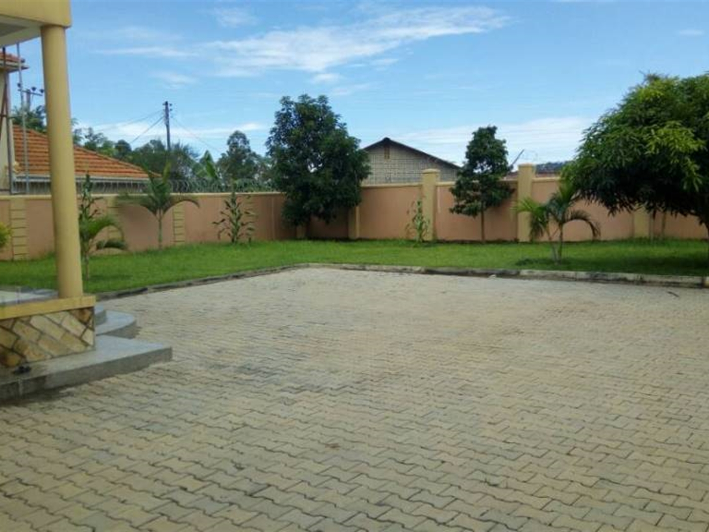 Mansion for sale in Bukasa Kampala
