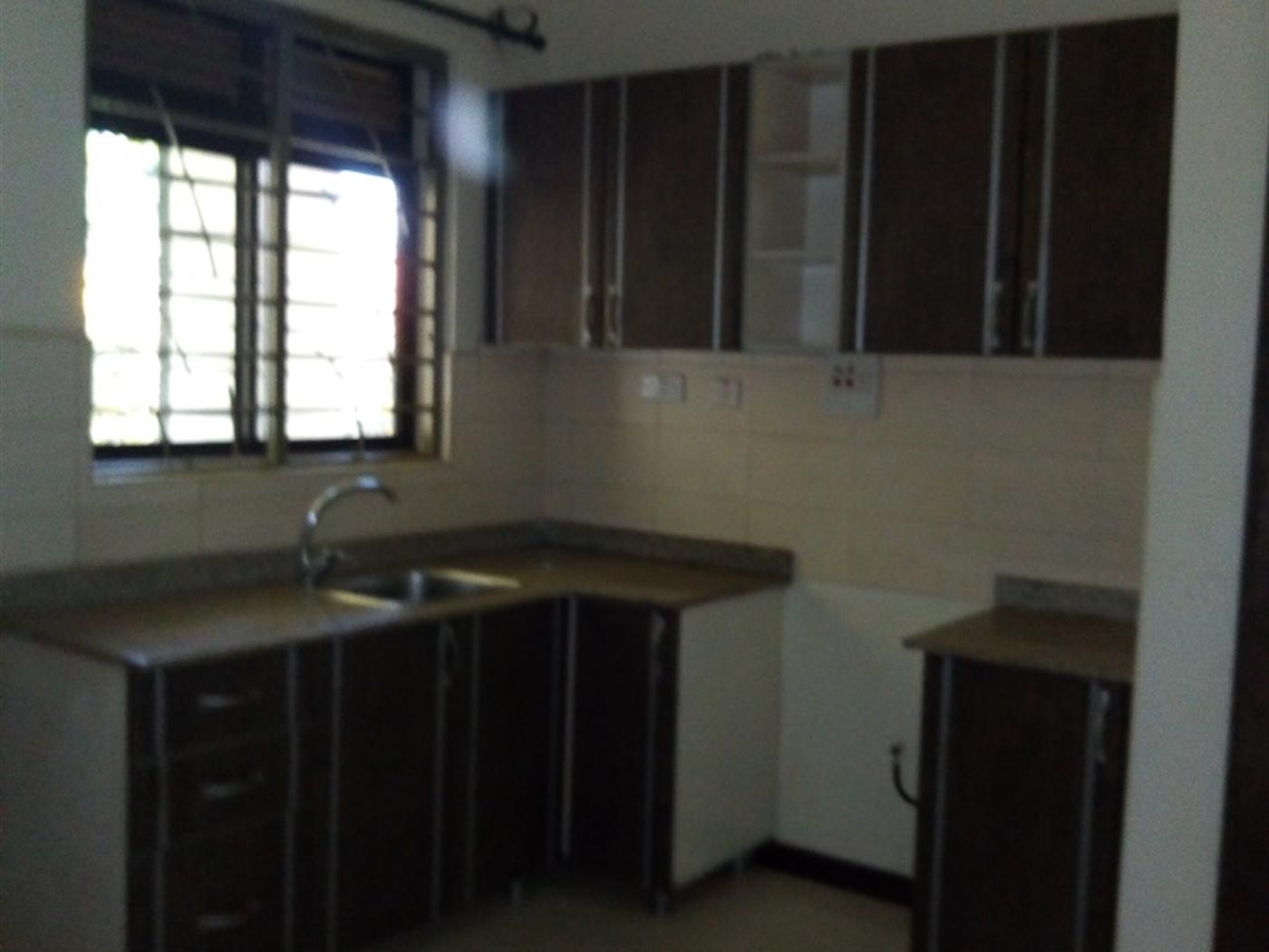 Apartment for rent in Kasanga Kampala