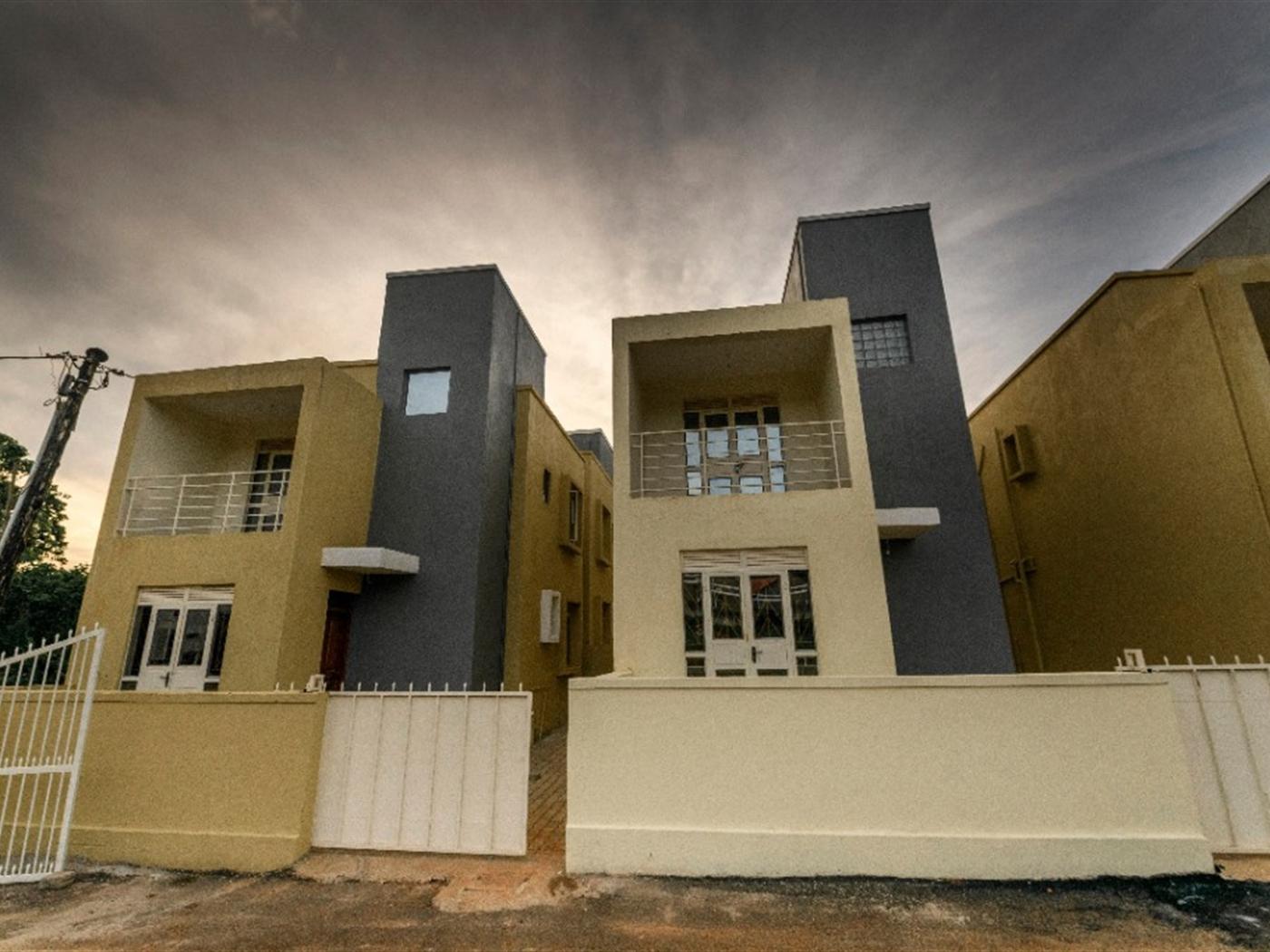 Duplex for sale in Najjeera Wakiso