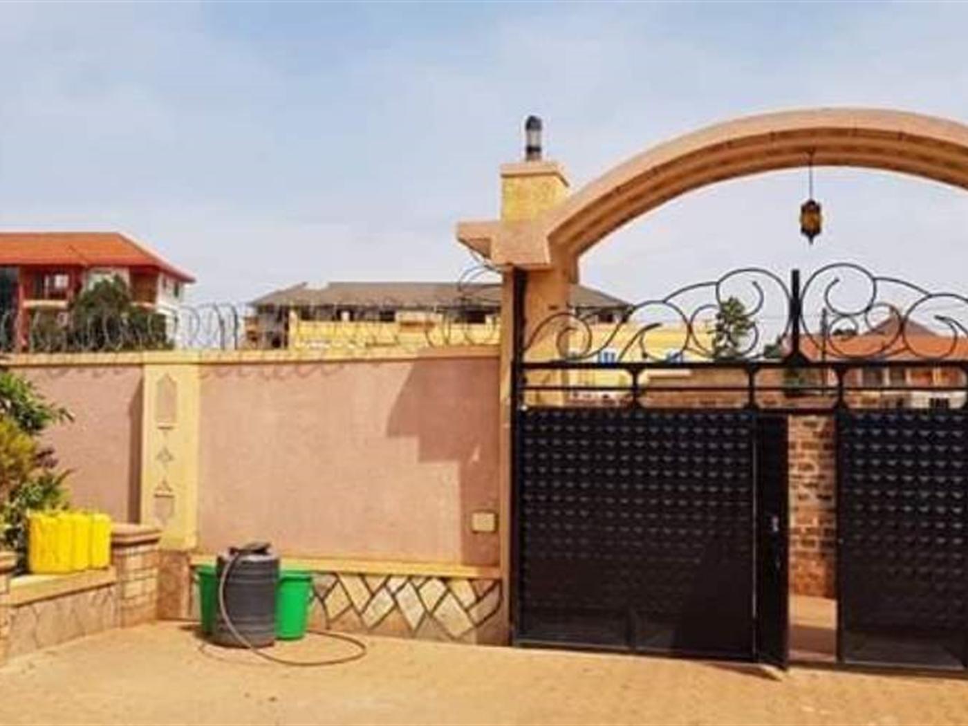 Bungalow for sale in Kyanjja Kampala