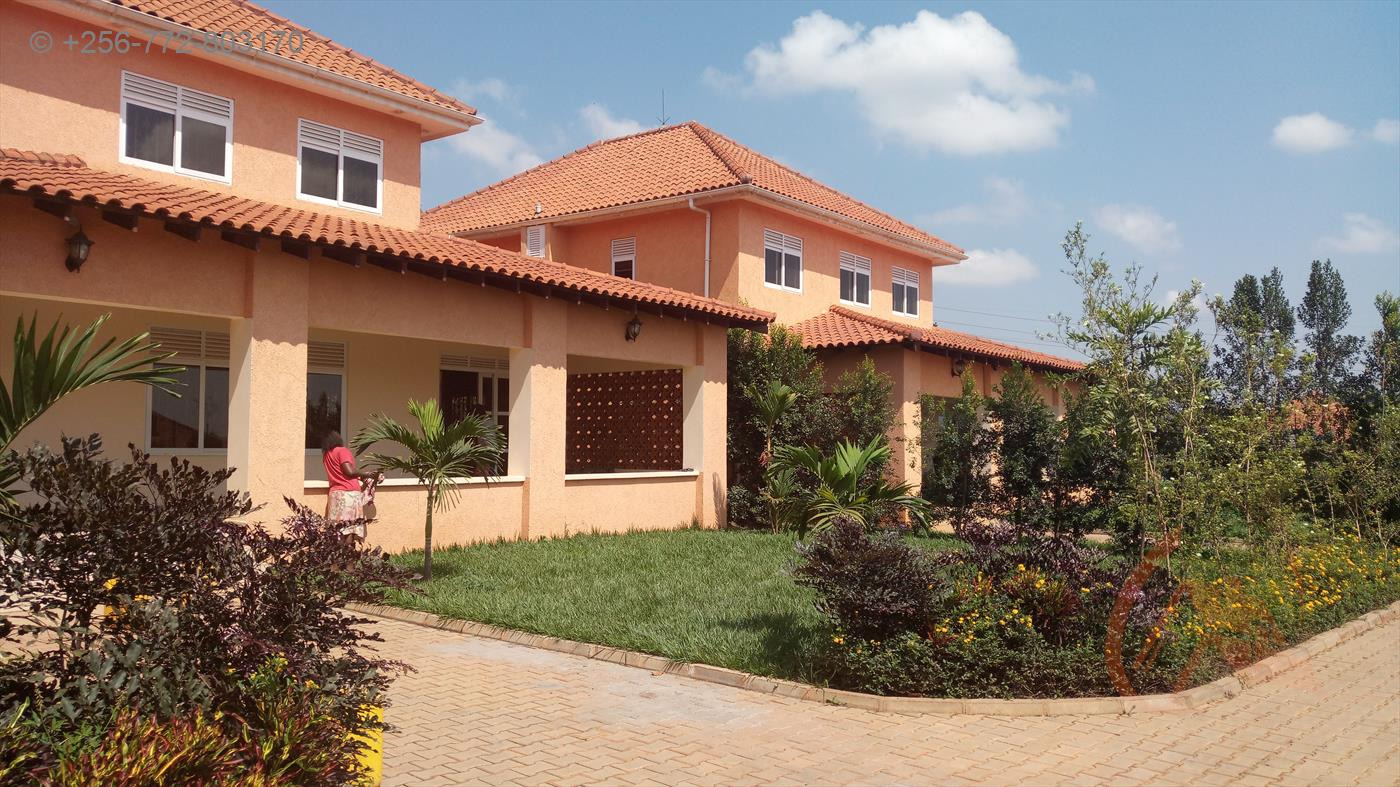 Town House for rent in Ntinda Kampala