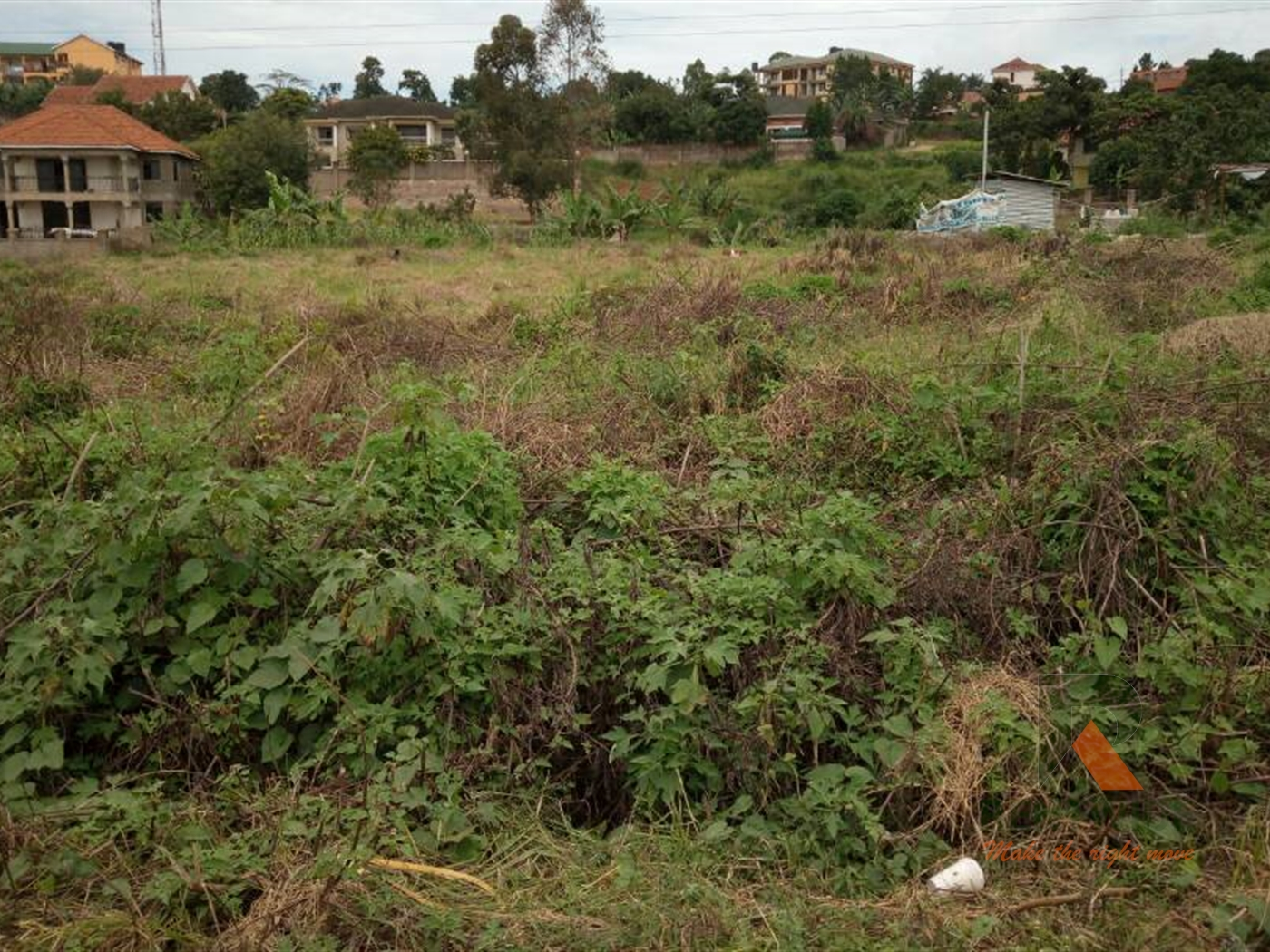 Commercial Land for sale in Naalya Kampala