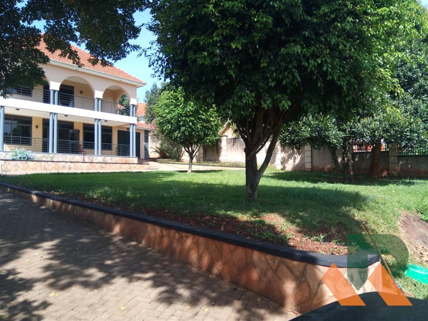 Maisonette for rent in Muyenga Kampala
