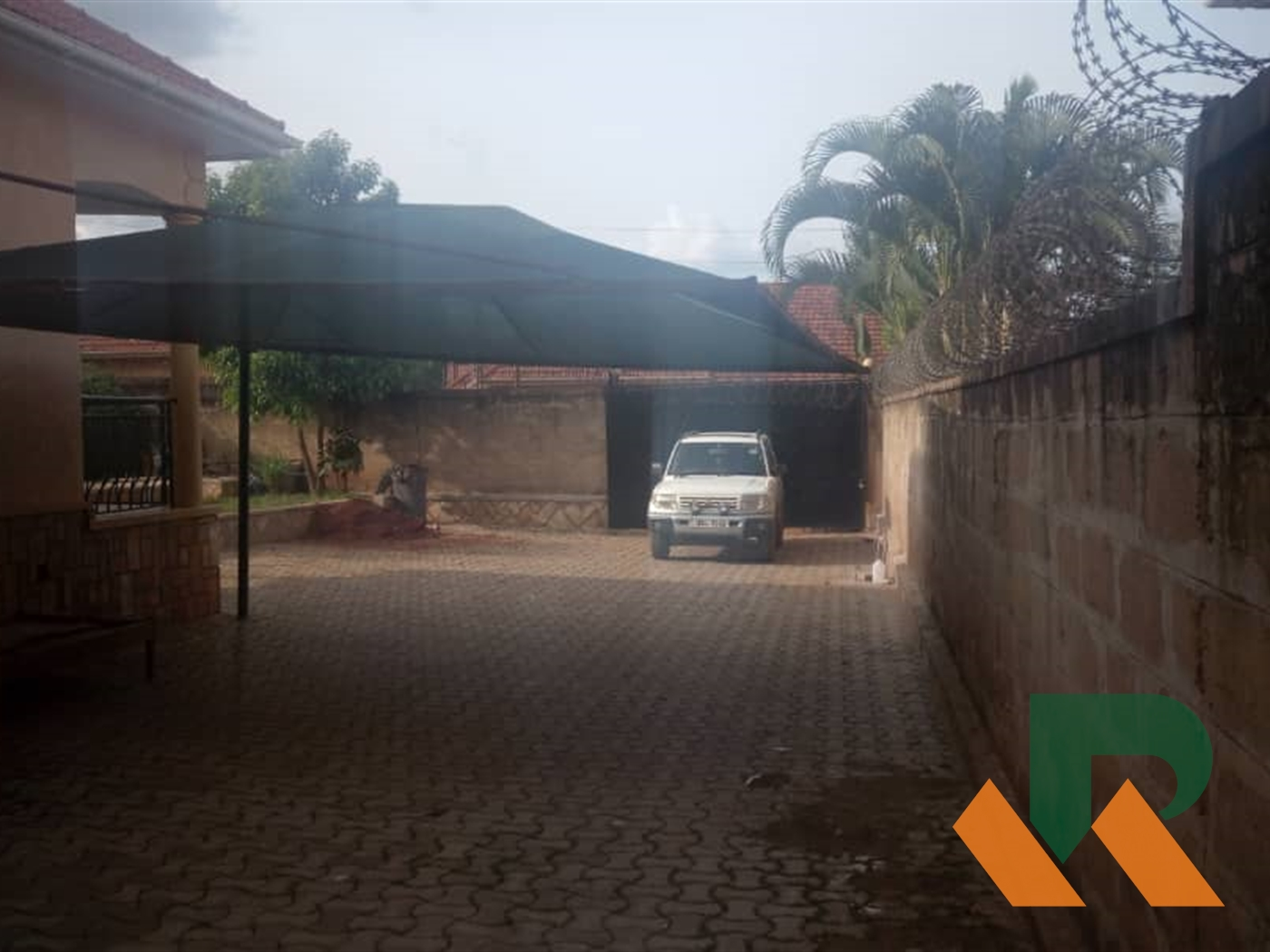 Bungalow for rent in Najjeera Wakiso