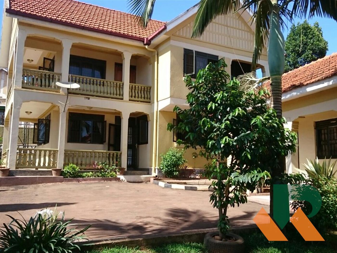 Maisonette for sale in Kireka Kampala