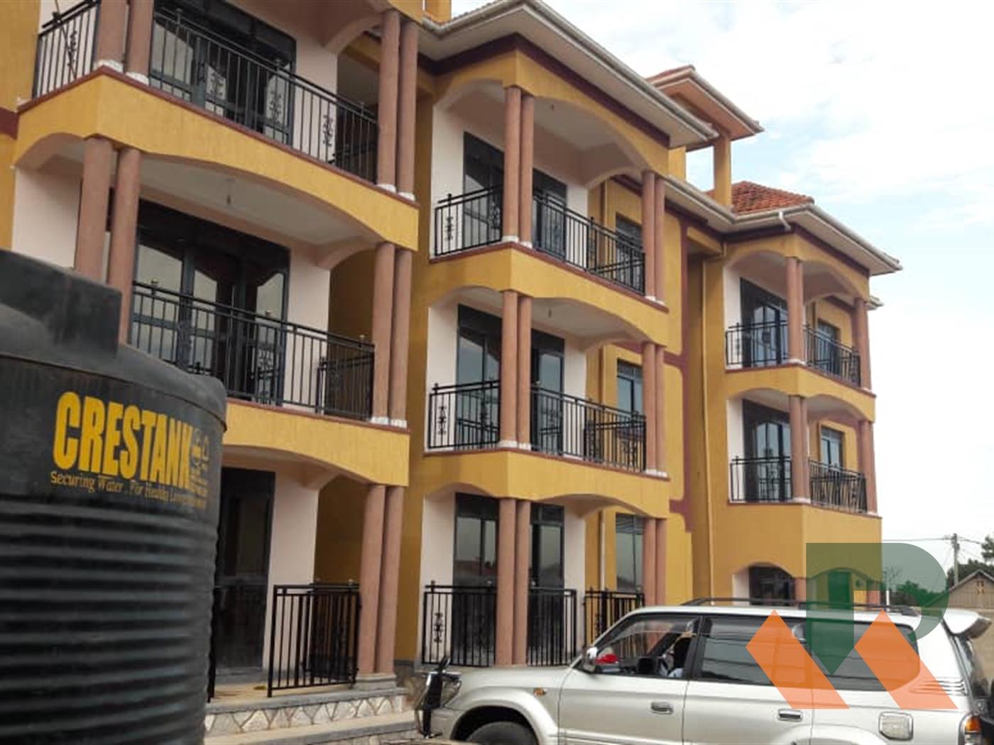 Apartment for rent in Kumunana Wakiso