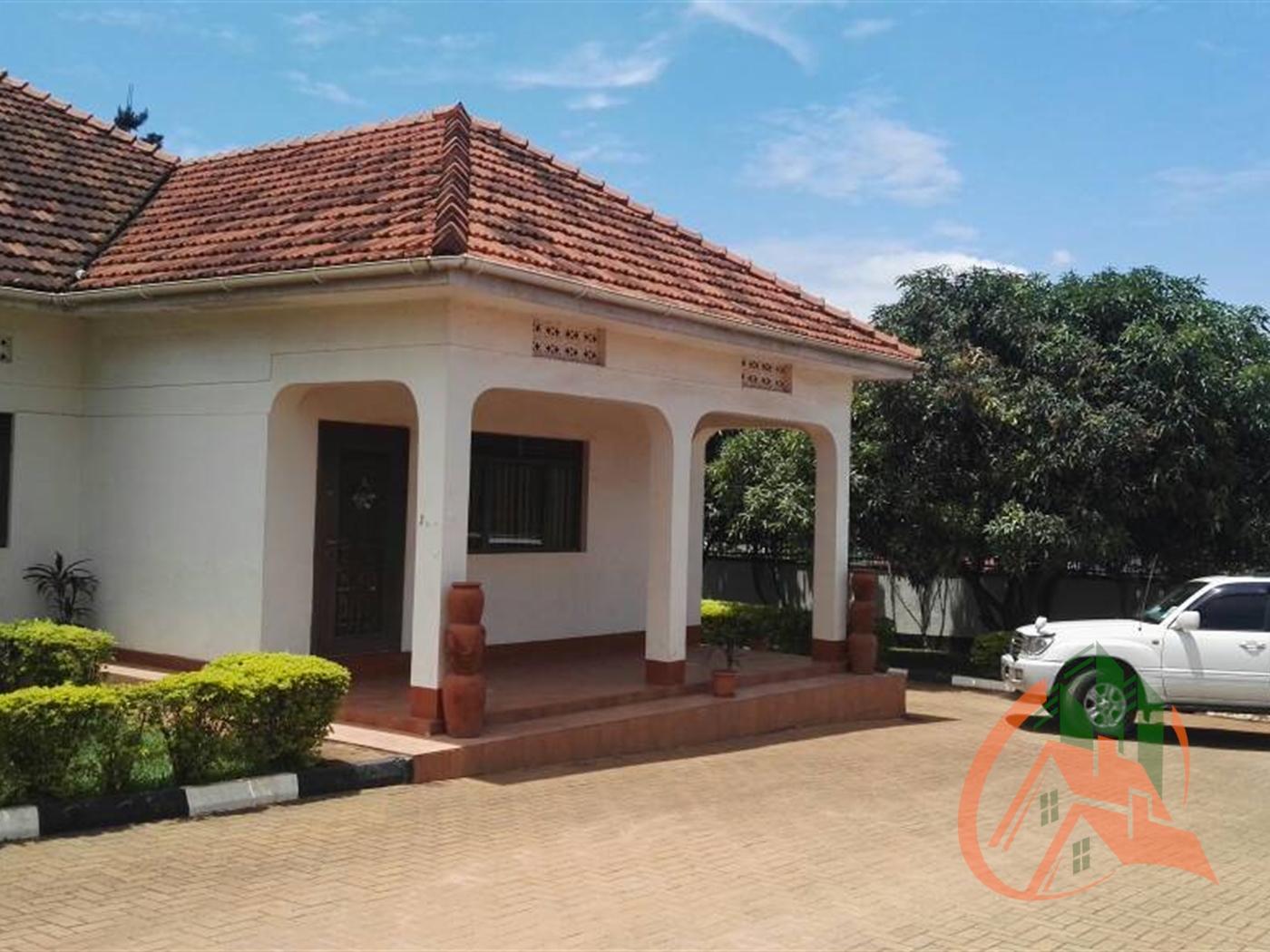 Bungalow for sale in Nabweru Kampala