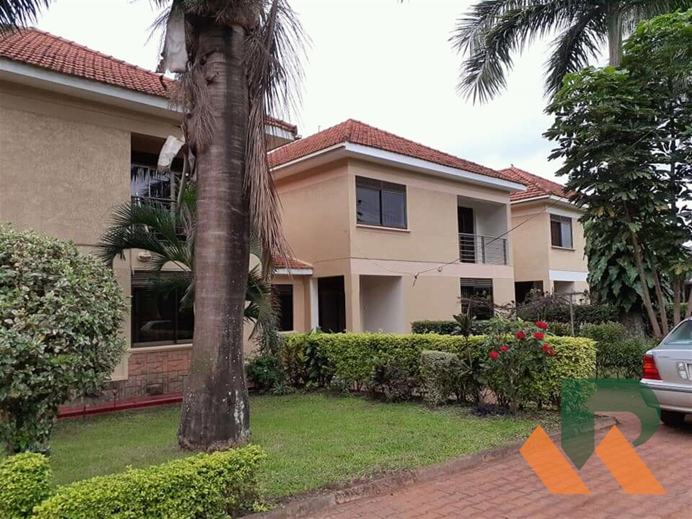 Storyed house for rent in Lugogo Kampala