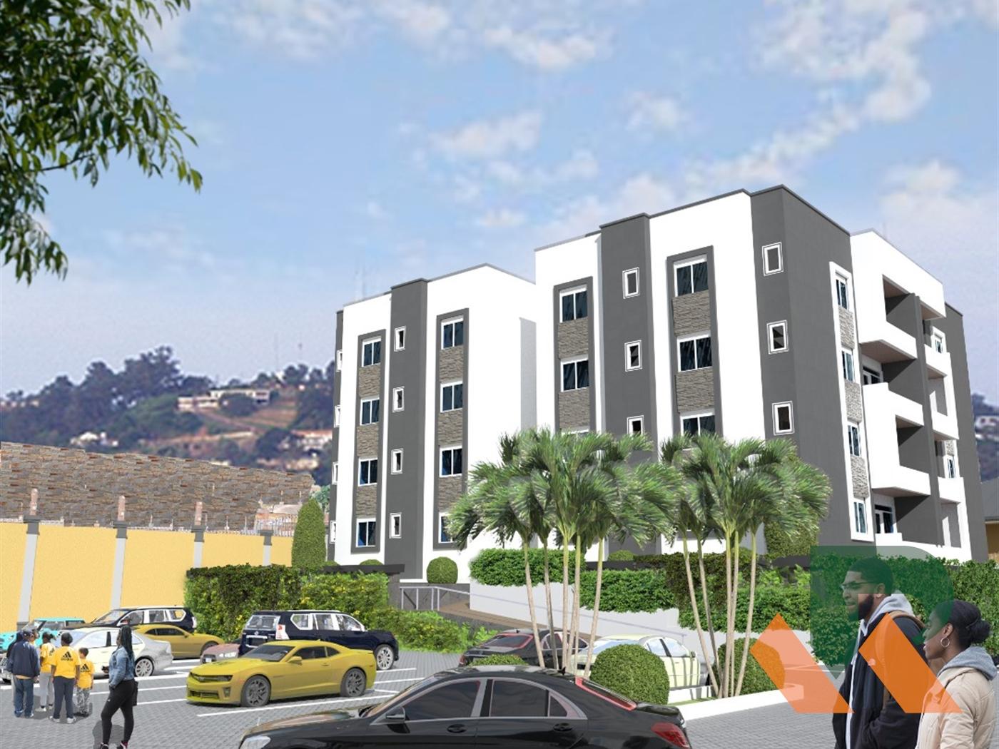 Apartment for sale in Nsambya Kampala
