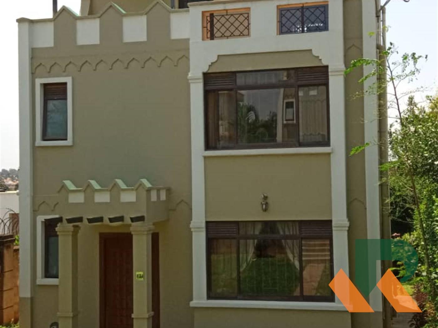 Town House for sale in Butabika Kampala