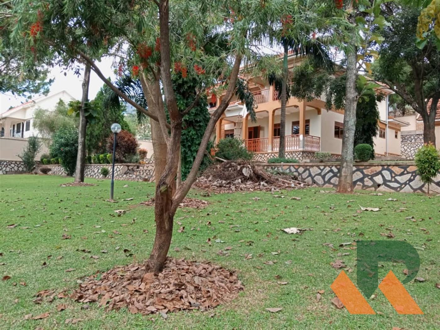 Maisonette for rent in Naguru Kampala