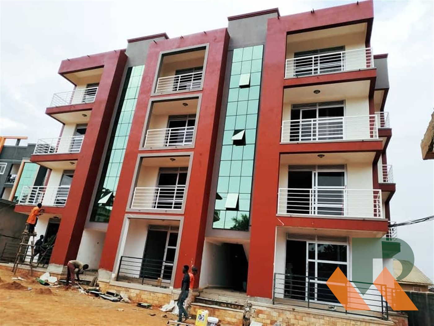 Apartment block for sale in Kyaliwajjala Wakiso