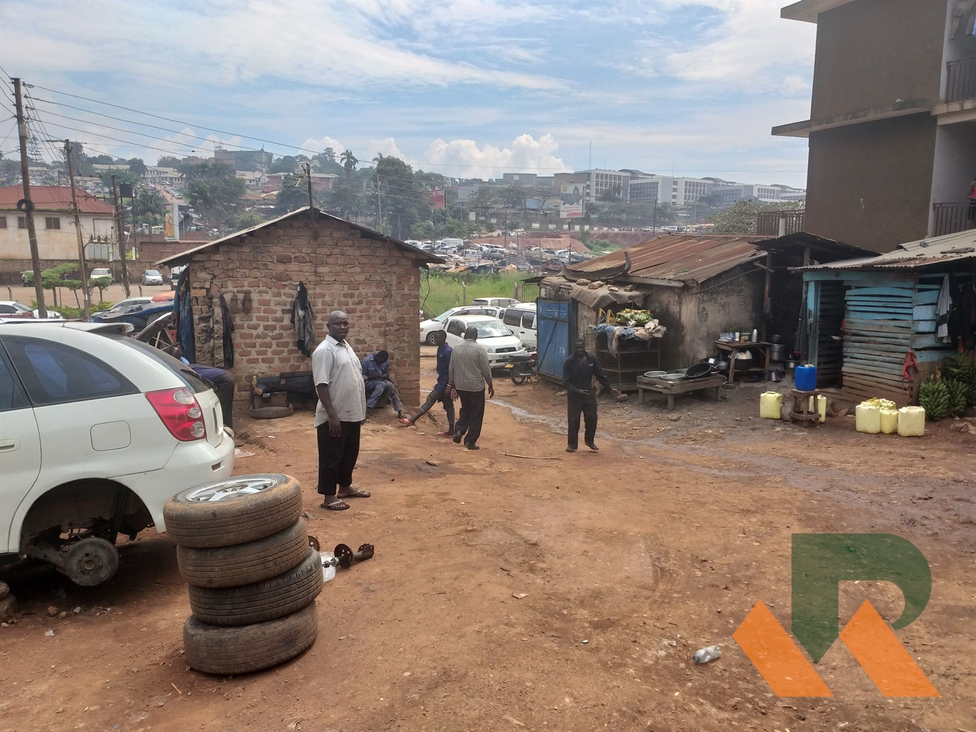 Commercial block for sale in Wandegeya Kampala