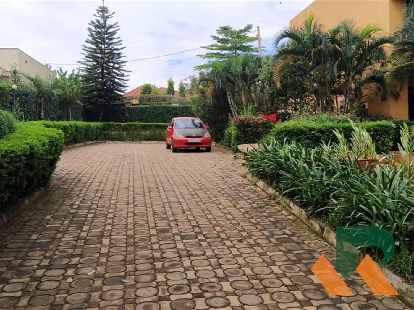 Maisonette for rent in Kyanja Kampala