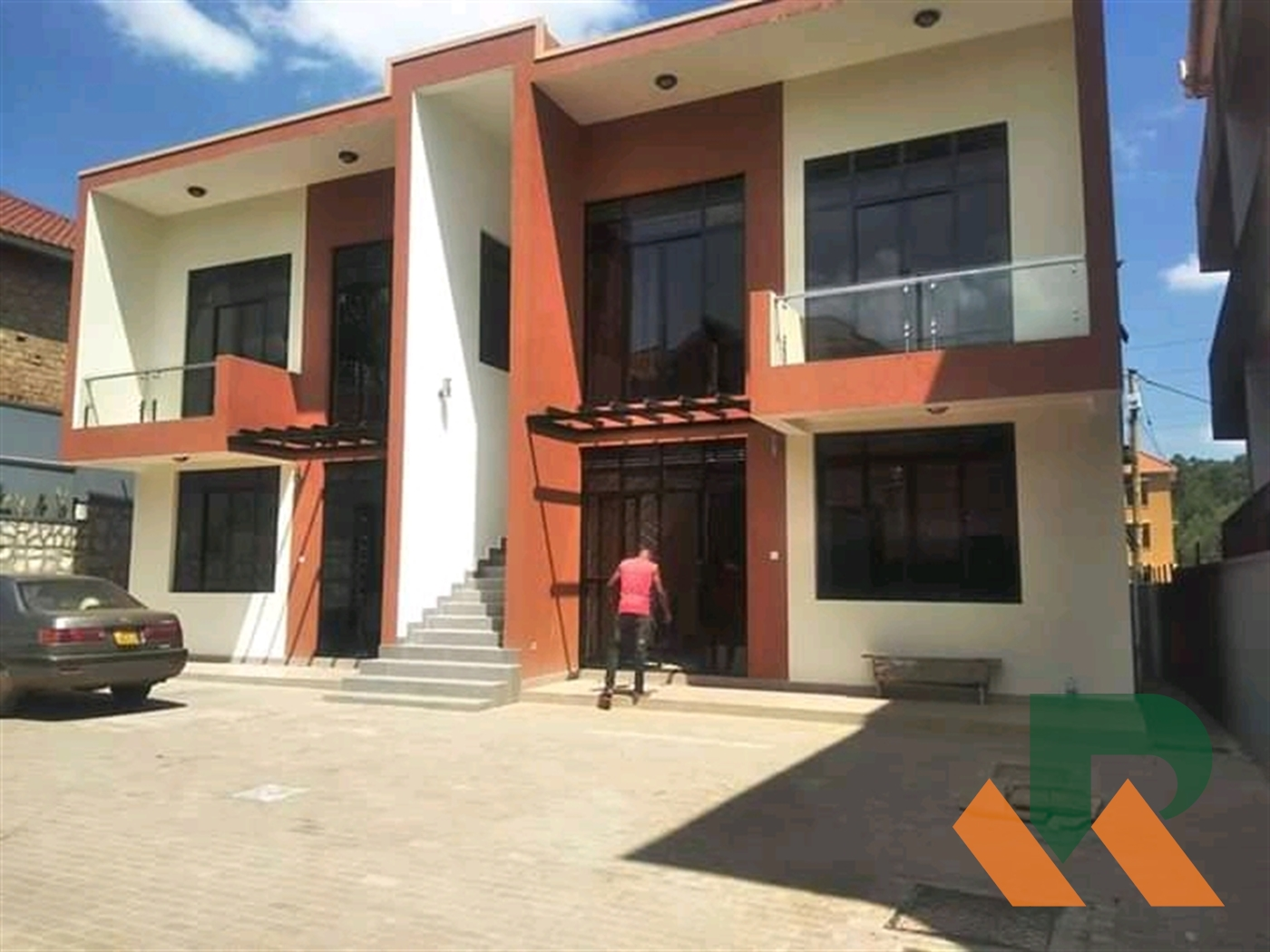 Storyed house for rent in Kira Kampala