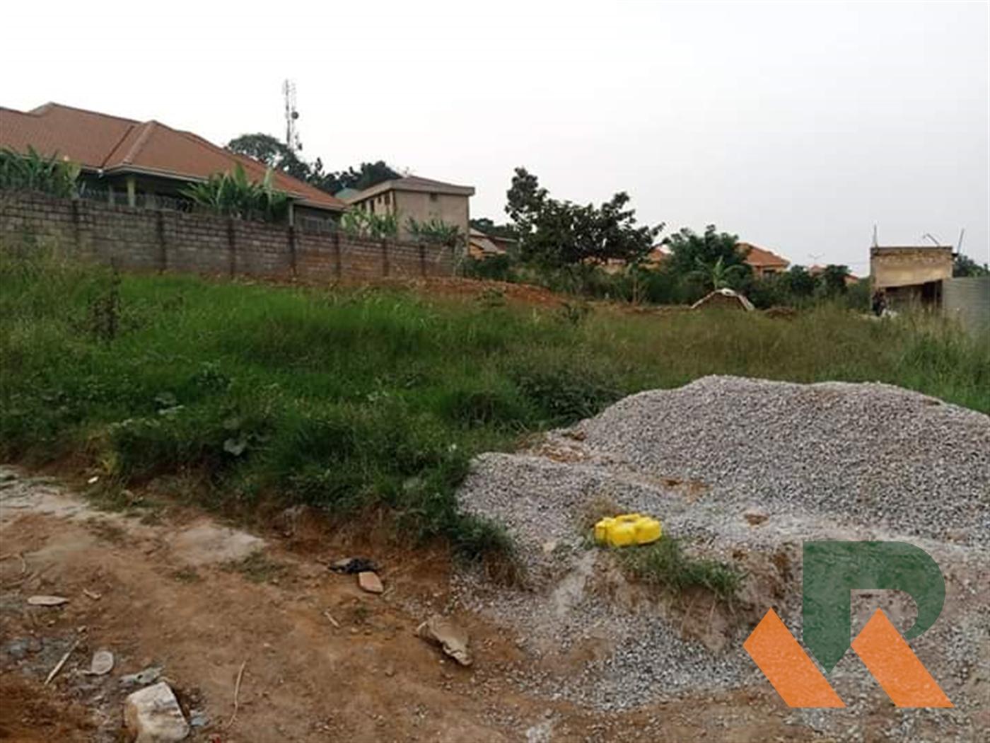 Residential Land for sale in Kyaliwajjala Kampala