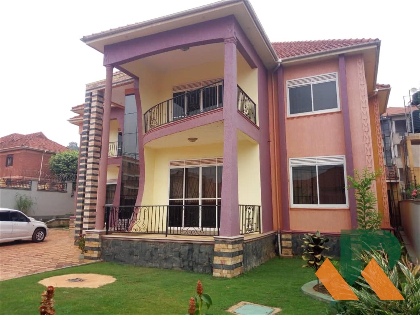 Maisonette for rent in Najjera Kampala
