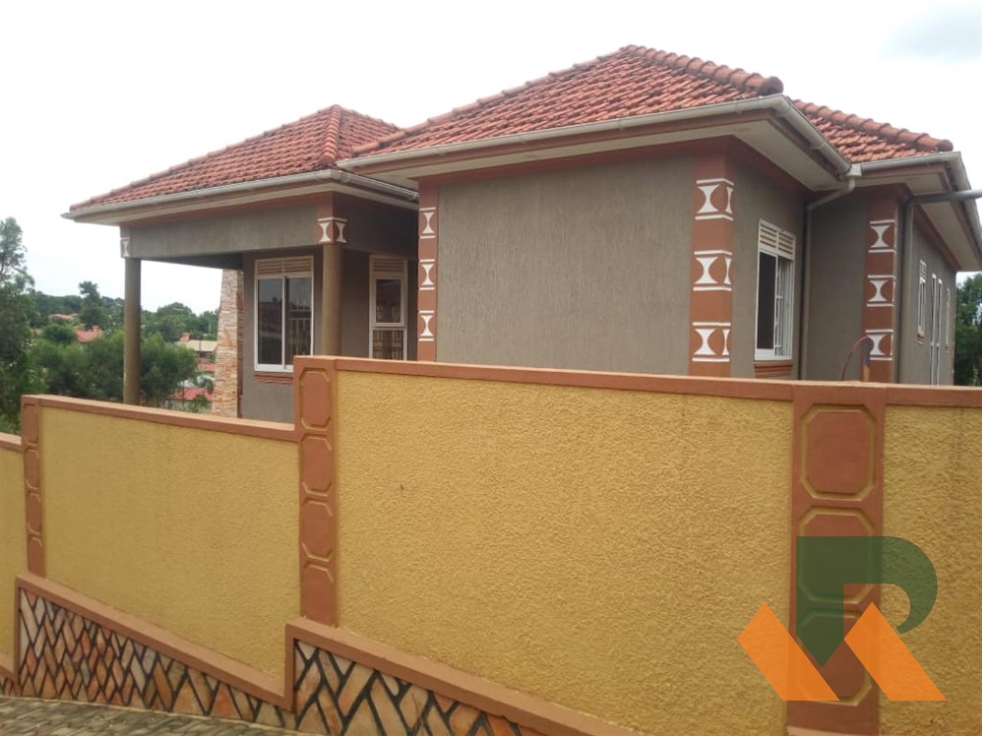 Maisonette for sale in Kyanja Kampala