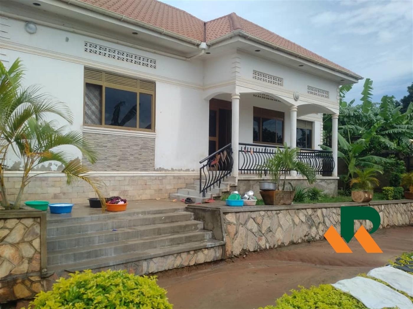 Bungalow for sale in Kabuuma Wakiso