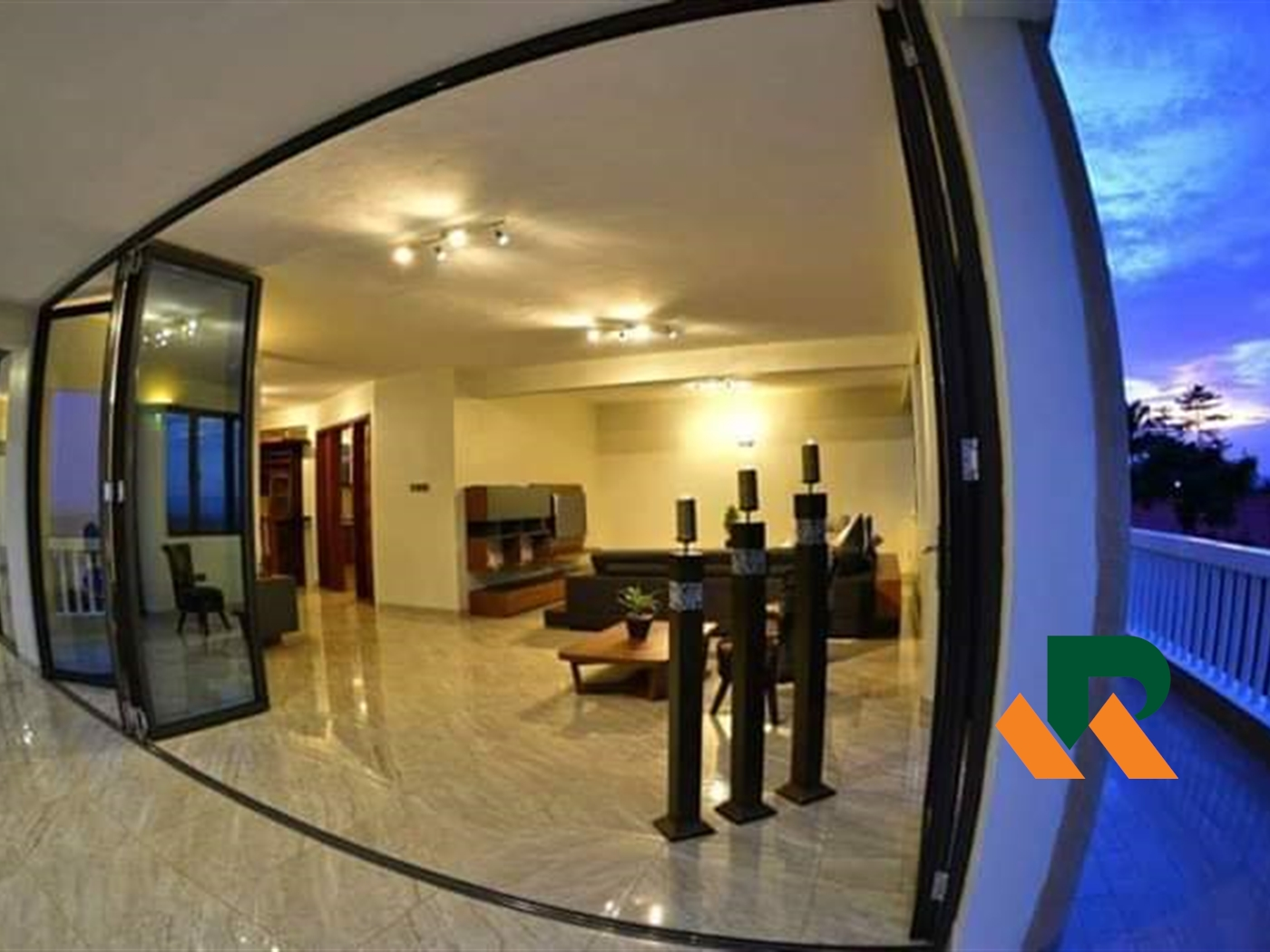 Penthouse for rent in Naguru Kampala