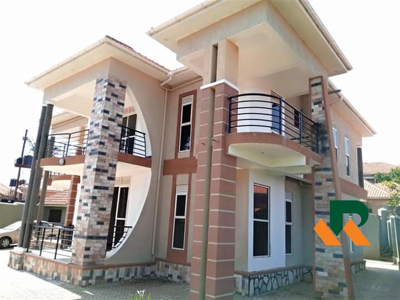 Storyed house for rent in Najjera Wakiso