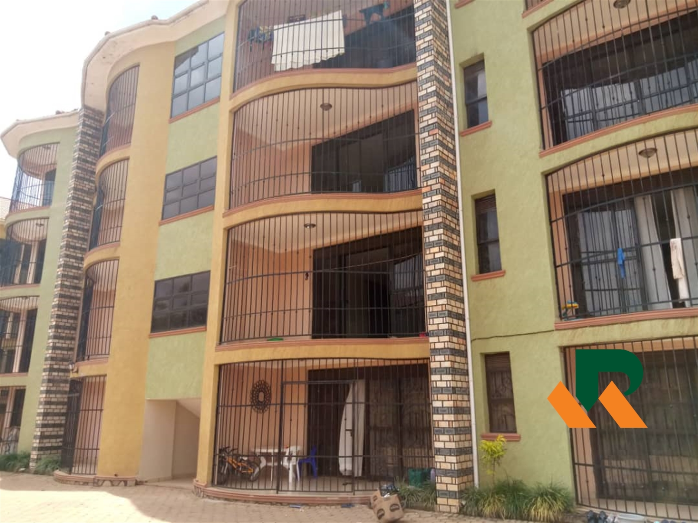 Apartment block for sale in Najjera Wakiso