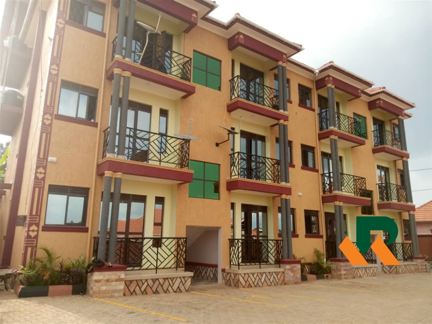 Apartment block for sale in Kyanja  Wakiso
