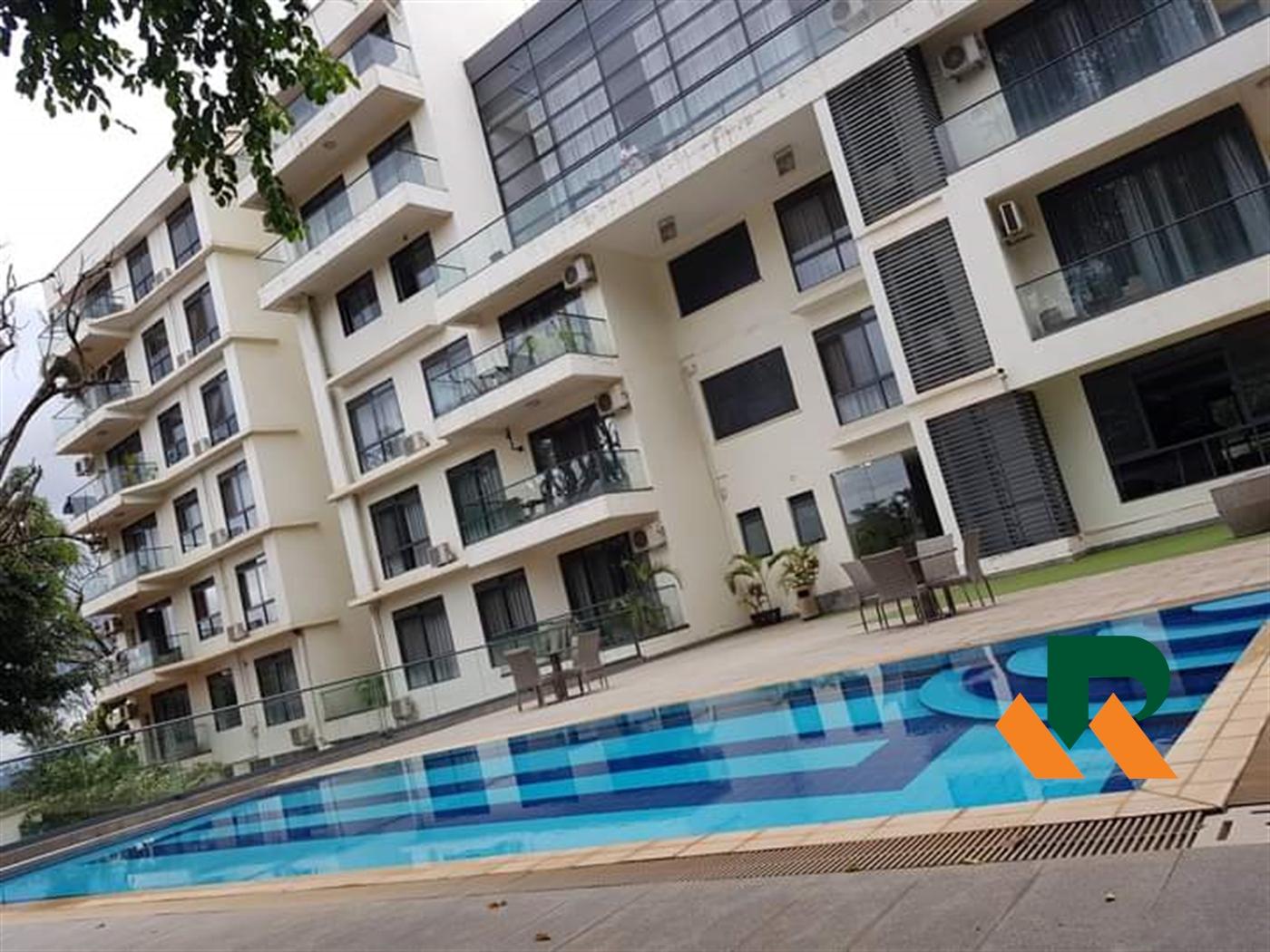 Apartment for rent in Nakasero Kampala