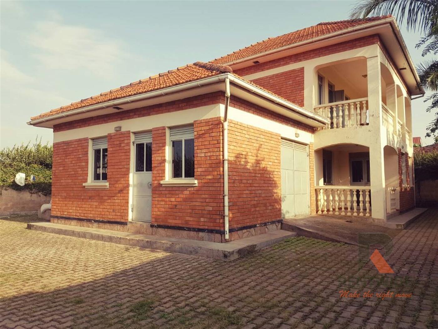 Maisonette for sale in Bukasa Wakiso