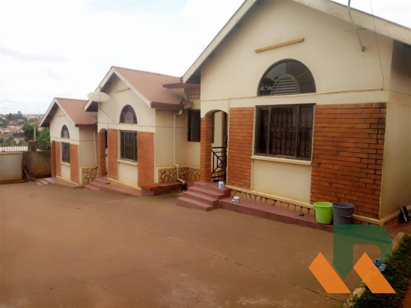 Semi Detached for sale in Ntinda Kampala