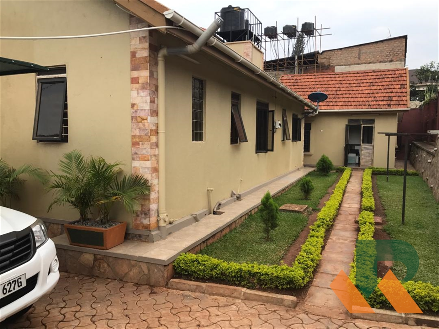 Maisonette for rent in Kiwafu Wakiso