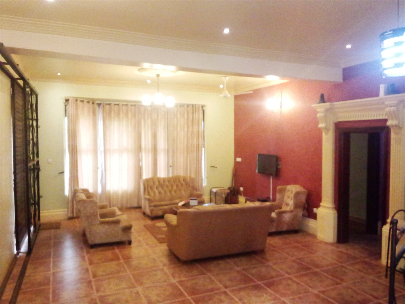 Storeyed house for rent in Busega Kampala