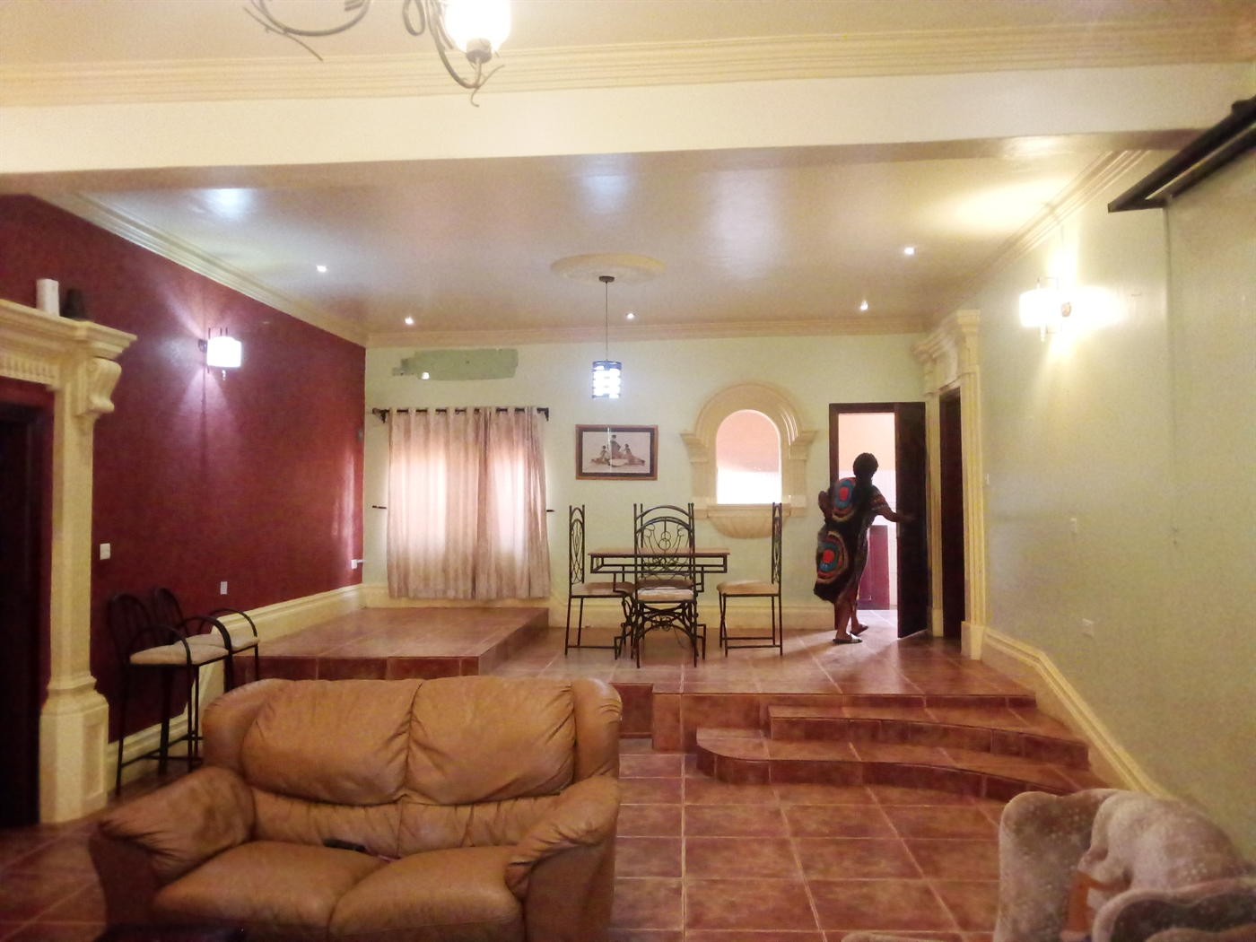 Storyed house for rent in Busega Kampala