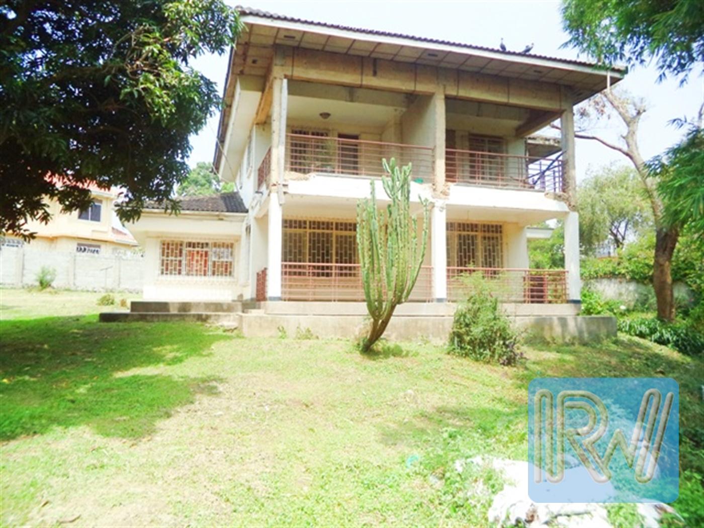 Villa for sale in Entebbe Wakiso