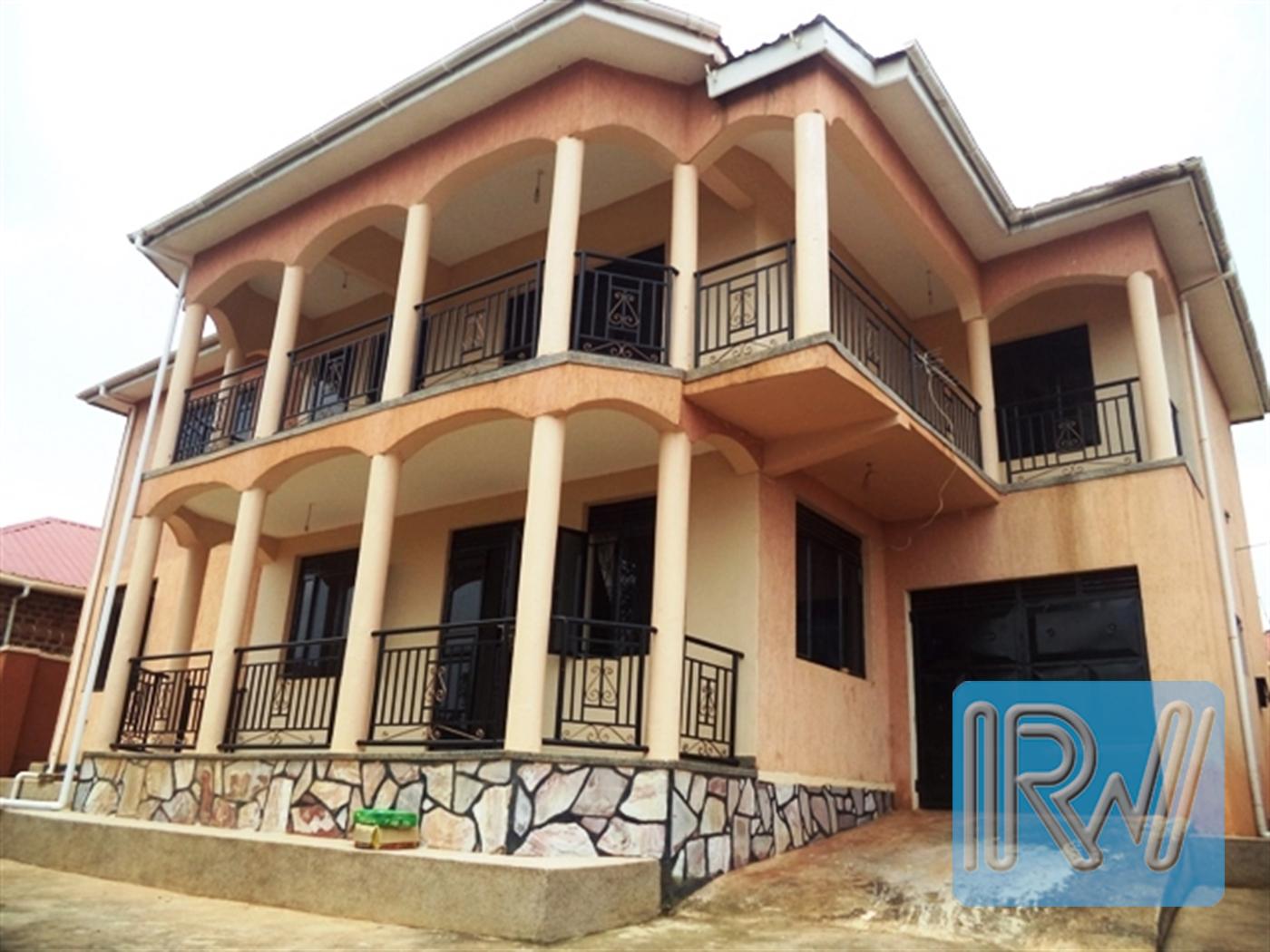 Mansion for sale in Kitala Wakiso