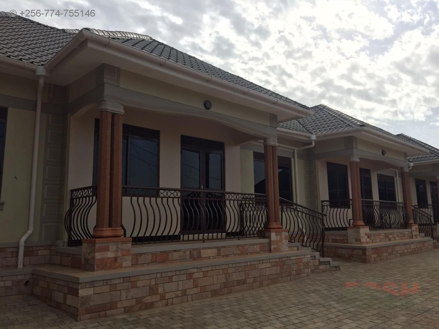 Semi Detached for sale in Kitende Wakiso