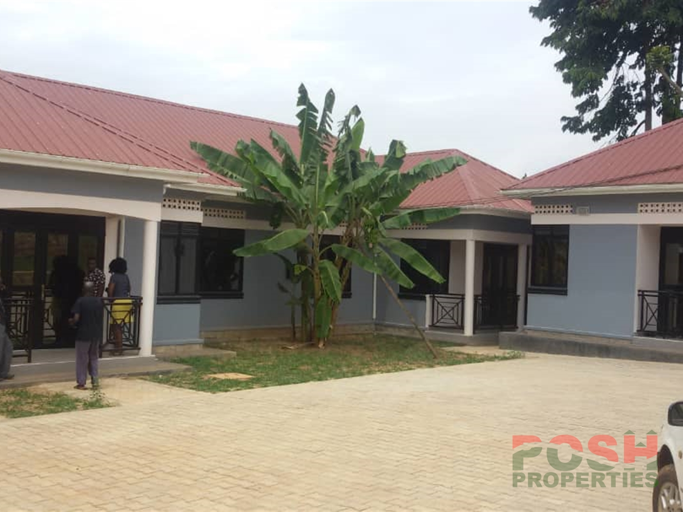 Semi Detached for rent in Bwebajja Wakiso