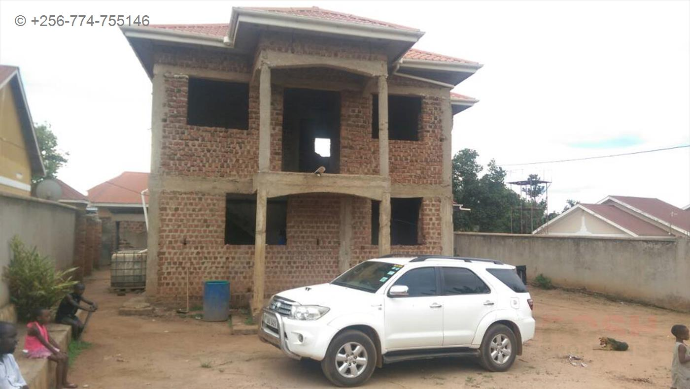 Mansion for sale in Nalumunye Wakiso
