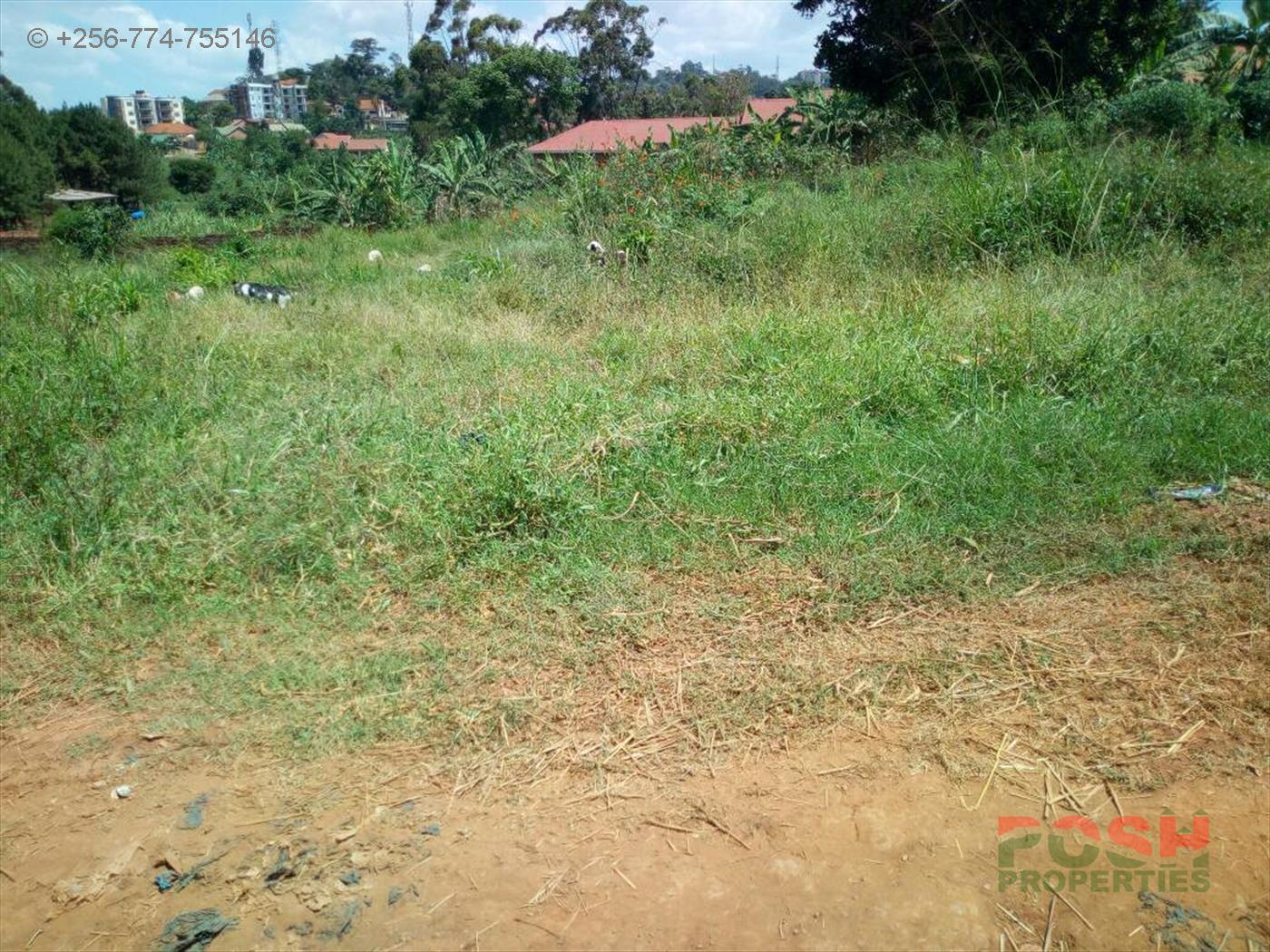 Residential Land for sale in Wakaliga Kampala